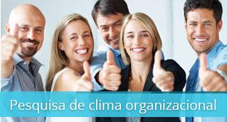 Modelo de Questionário para Pesquisa de clima organizacional